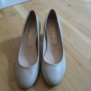 French Sole Trance 2 Pump - 7 1/2 Tan bone